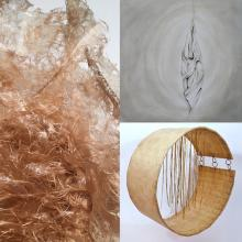 Art by Sherri Denault, Margie Glass Sula and Alicia Forestall-Boehm